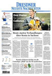 Dresdner Neueste Nachrichten - 16. September 2019