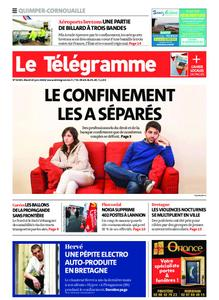 Le Télégramme Ouest Cornouaille – 23 juin 2020