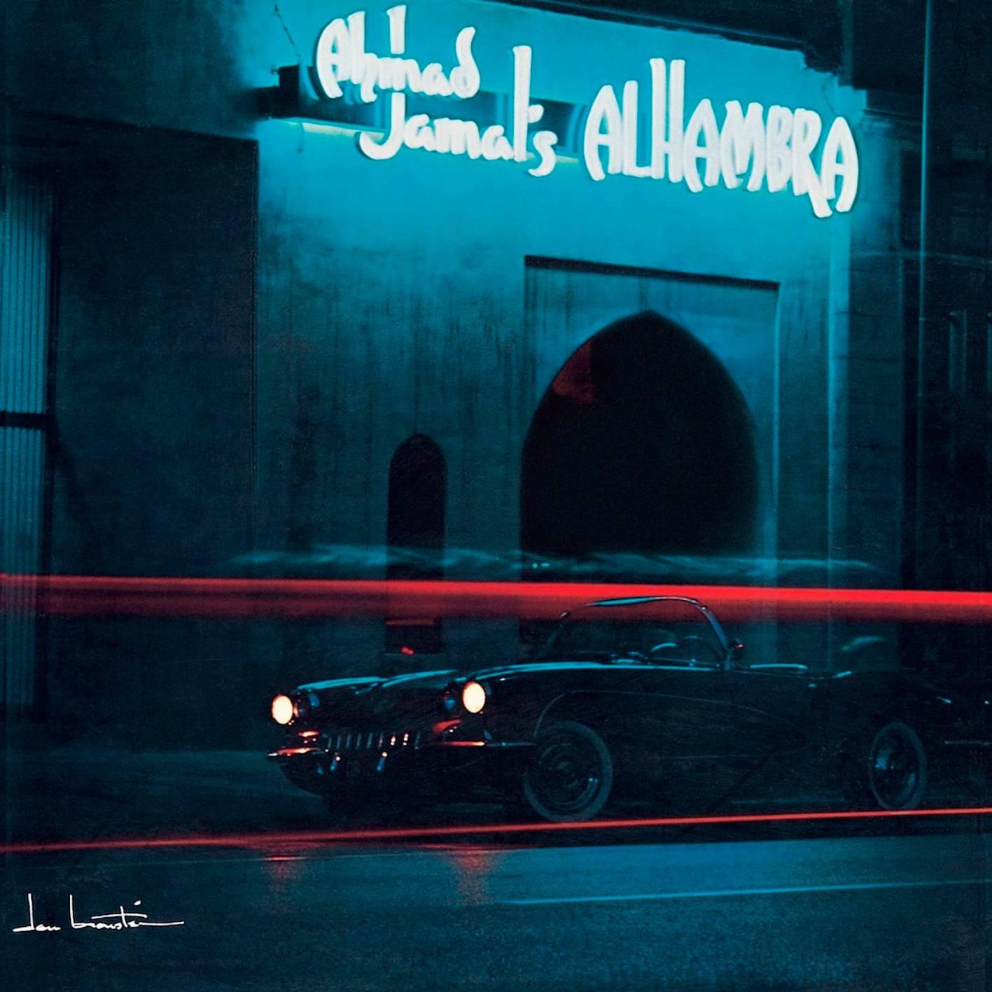 Ahmad Jamal - Ahmad Jamal's Alhambra (1961/2013) [DSD64 + Hi-Res FLAC]
