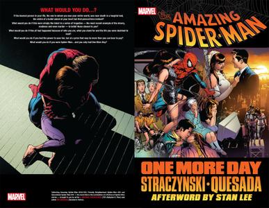 Amazing Spider-Man One More Day 2007 Digital TPB Zone