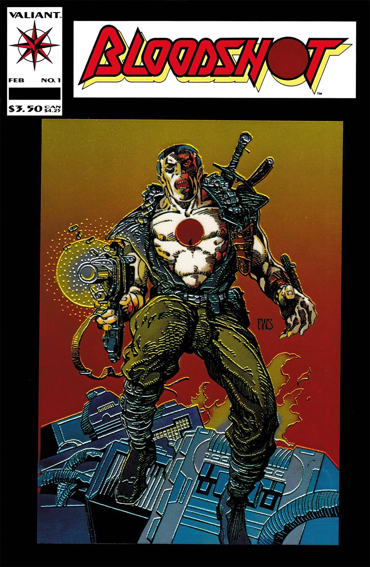 Bloodshot 01 1993 Digital