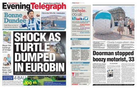 Evening Telegraph First Edition – May 22, 2018