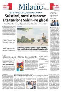 il Giornale Milano - 18 Maggio 2019
