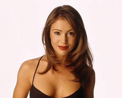 Superbabes - Alyssa Milano - Set 8