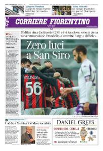 Corriere Fiorentino La Toscana – 30 novembre 2020