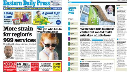 Eastern Daily Press – July 09, 2019