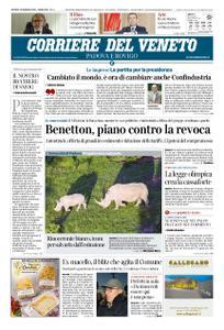 Corriere del Veneto Padova e Rovigo – 16 gennaio 2020