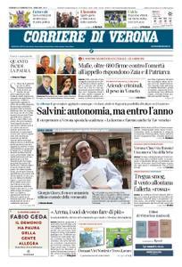 Corriere di Verona – 24 febbraio 2019