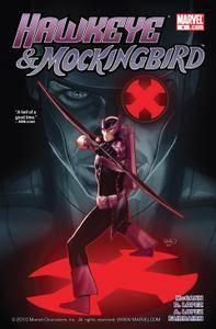 Hawkeye  Mockingbird 004 2010 digital