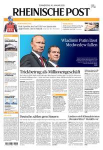 Rheinische Post – 16. Januar 2020