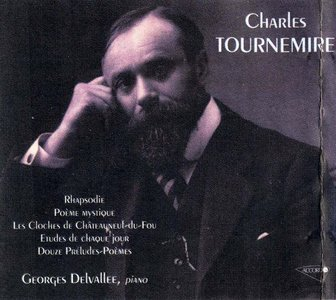 Charles Tournemire, Oeuvres pour Piano