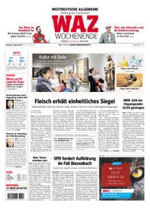 WAZ Westdeutsche Allgemeine Zeitung Dortmund-Süd II - 12. Januar 2019