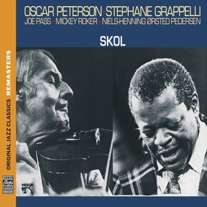 Oscar Peterson + Stephane Grappelli - Skol (1979) {OJC Remasters Complete Series rel 2013, item 31of33}