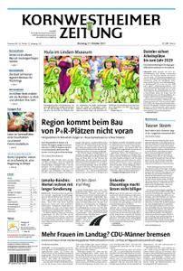 Kornwestheimer Zeitung - 17. Oktober 2017