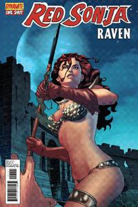 Dynamite-Red Sonja Raven 2012 Hybrid Comic eBook