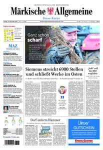 Märkische Allgemeine Dosse Kurier - 17. November 2017