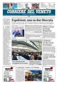 Corriere del Veneto Padova e Rovigo – 06 dicembre 2019
