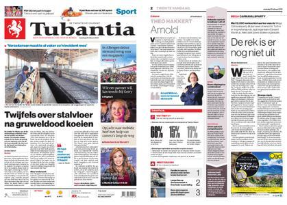 Tubantia - Enschede – 25 februari 2019