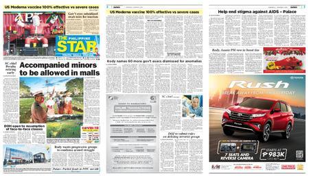 The Philippine Star – Disyembre 02, 2020