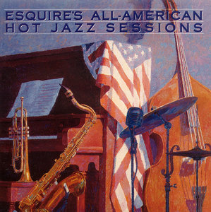 VA - Esquire's All-American Hot Jazz Sessions (1988)