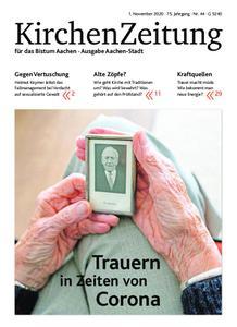 KirchenZeitung für das Bistum Aachen – 01. November 2020
