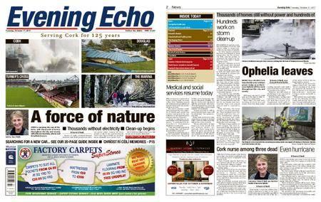 Evening Echo – October 17, 2017