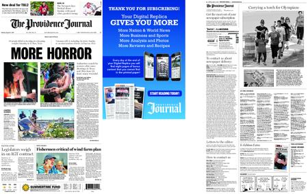The Providence Journal – August 05, 2019