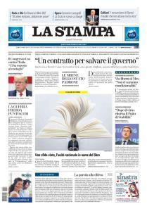 La Stampa Torino Provincia e Canavese - 8 Maggio 2020