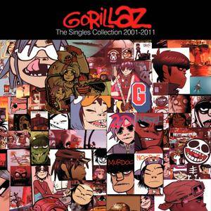 Gorillaz - The Singles Collection 2001-2011 (2011/2014) [Official Digital Download]