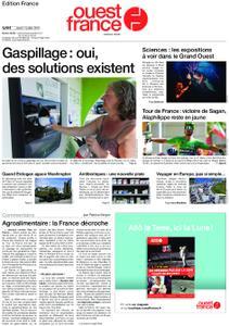Ouest-France Édition France – 11 juillet 2019