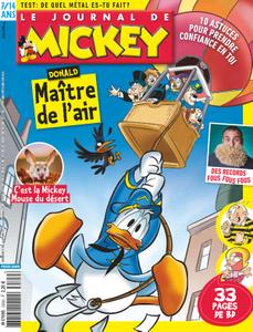 Le Journal de Mickey - 18 septembre 2019