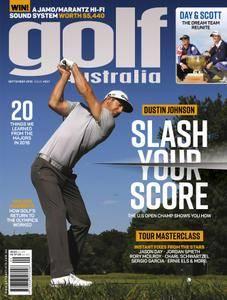 Golf Australia - September 2016