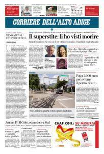 Corriere dell'Alto Adige - 3 Maggio 2018