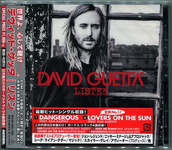 David Guetta - Listen (2014) Japanese Edition [Re-Up]