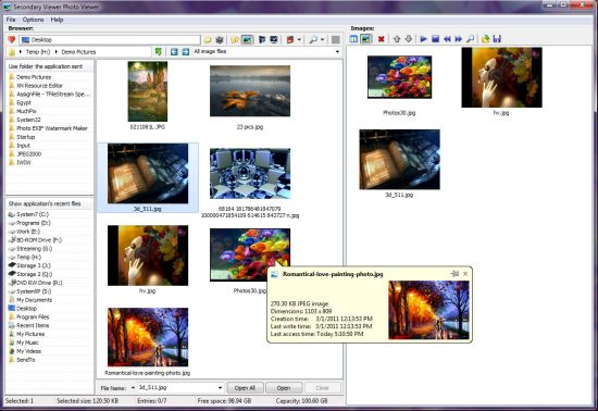 3delite Secondary Display Photo Viewer 1.0.48.228