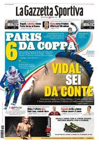 La Gazzetta dello Sport Roma – 29 dicembre 2019