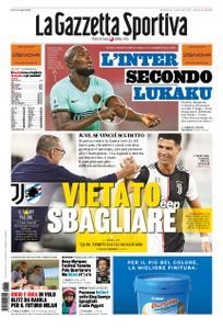 La Gazzetta dello Sport Bergamo – 26 luglio 2020