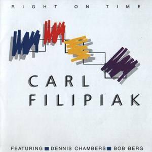 Carl Filipiak - Right On Time (1993) {Geometric}
