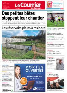 Le Courrier de l'Ouest Cholet – 08 février 2021