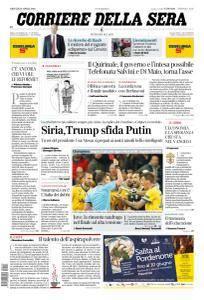 Corriere della Sera - 12 Aprile 2018