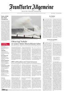 Frankfurter Allgemeine Zeitung - 10 Februar 2020