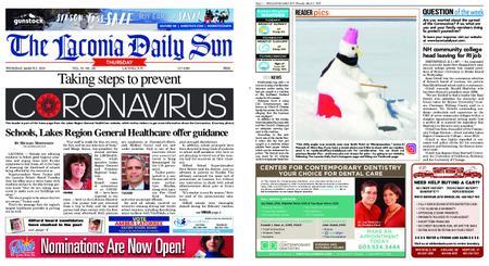 The Laconia Daily Sun – March 05, 2020