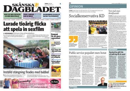 Skånska Dagbladet – 23 maj 2019