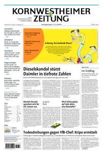Kornwestheimer Zeitung - 13. Juli 2019