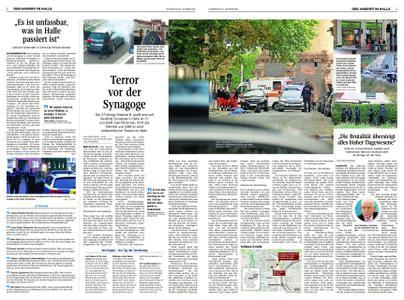 Kieler Nachrichten Holsteiner Zeitung - 10. Oktober 2019