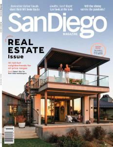 San Diego Magazine - March 2021
