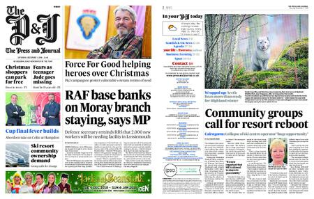 The Press and Journal Moray – December 01, 2018