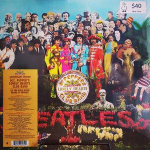 The Beatles - Sgt. Pepper's Lonely Hearts Club Band (1967/2017) [2LP, DSD128]