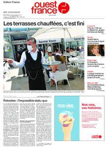 Ouest-France Édition France – 29 juillet 2020
