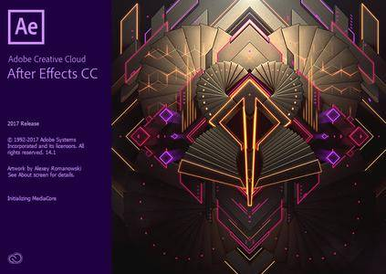 Adobe After Effects CC 2017 v14.1.0  Portable